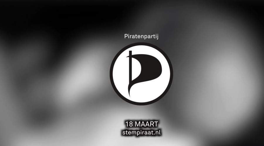 De Piratenpartij verkiezingen guerillla online video concept developer editor tv film video